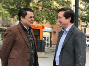 Carlos Rojas y Pablo Hispán.
