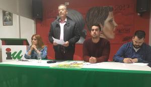 El candidato de IU Pinos Puente a la Alcaldía será Francisco García Ibánez.