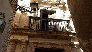 Imagen de archivo de la Casa Ágreda.