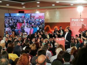 Cuenca, durante su intervención.