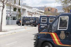 Operativo policial de la Operación Nazarí.