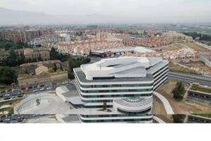 Sede de la Diputación de Granada.