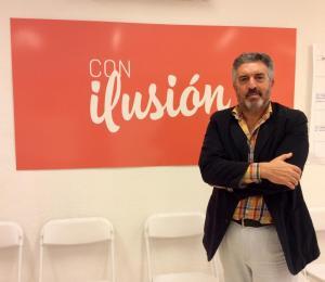 El diputado provincial de Ciudadanos Francisco Rodríguez Ríos.