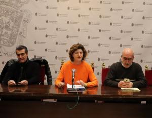 Elisa Cabrerizo, en rueda de prensa este miércoles.