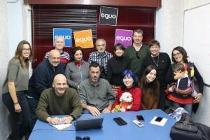 Equipo de Coordinación Provincial de Equo Granada.