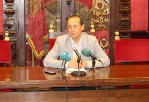 El concejal del PP Fernando Egea.