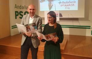 Olga Manzano y Francisco Conejo.