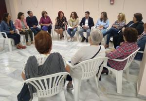 Reunión en Cenes de la Vega.