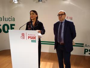 Olga Manzano y José María Corpas.