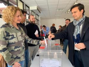 Cuenca vota en la Asamblea.