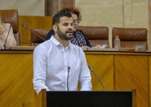 El diputado de Adelante Jesús Fernández.