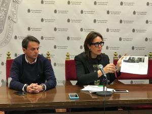 María Francés y Juan Antonio Fuentes.