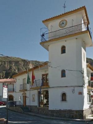 Ayuntamiento de Gorafe.