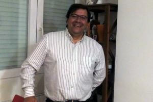 Gustavo Fernández optará a la secretaría del PSOE de la capital.