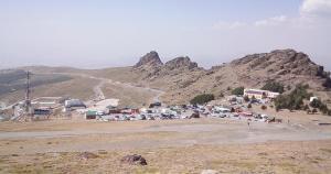 Hoya de la Mora, el pasado verano.