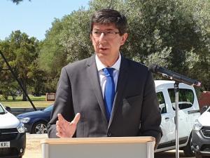 Juan Marín.
