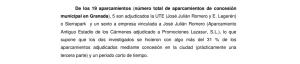 Detalle del nuevo informe de la UDEF incorporado al sumario del caso Nazarí.