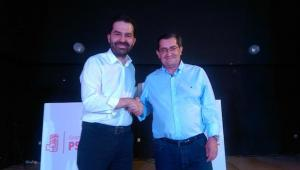 Noel López y José Entrena.
