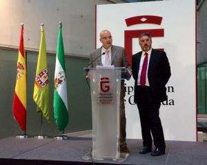 Los diputados de C´s Raúl Fernández y Francisco Rodríguez Ríos.