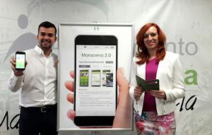 Berta Linares y Marcelo Montoya.