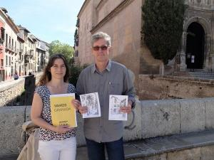 Marta Gutiérrez y Rafael Fuentes.