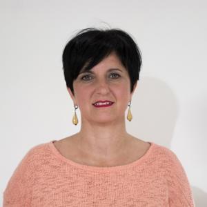 Mercedes Garzón, secretaria de Igualdad del PSOE granadino.