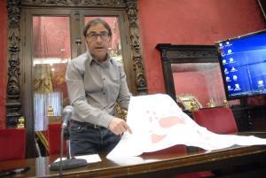 Miguel Ángel Fernández Madrid, concejal de Urbanismo de la capital.