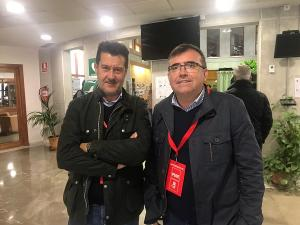 José Antonio Montilla y Alejandro Zubeldia.