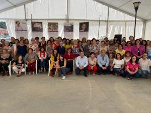 Celebración por parte de la Diputación del Día de la Mujer Rural.