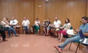 Coordinadora de Podemos en Granada.