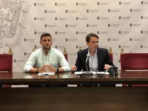 Juan Antonio Fuentes y Rafael Caracuel.