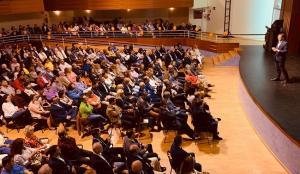 Luis Salvador se dirige a los candidatos a las municipales en la provincia.