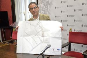 Miguel Ángel Fernández Madrid, este miércoles en rueda de prensa.