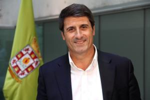 Pedro Fernández, alcalde de Baza y exdelegado de Obras Públicas de la Junta.