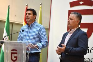Pedro Fernández y José María Villegas.