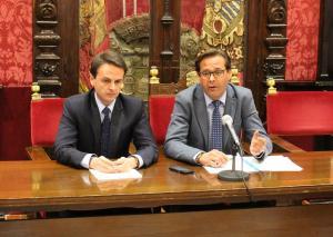 Juan Antonio Fuentes y Antonio Granados.