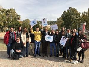 El PP ha presentado las propuestas electorales para los jóvenes.