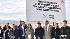Susana Díaz, este viernes en Escúzar.