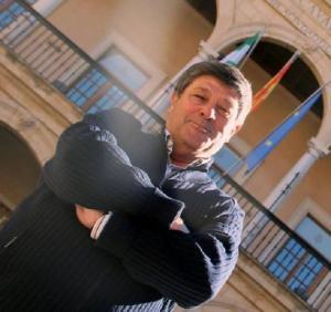 Jesús Valenzuela, en Guadix.