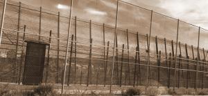 Vallas fronterizas.