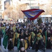 Los desfiles de moros y cristianos, la otra gran novedad.