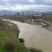 Un poco más abajo del Beiro es el río Dílar el que desemboca en el Genil.