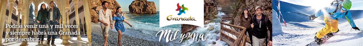 Ven, conoce la provincia de Granada.