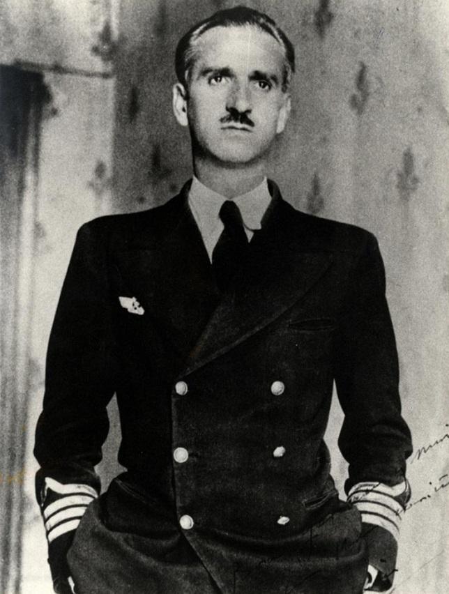 Ignacio Hidalgo de Cisneros llegó a ser el jefe de la Fuerza Aérea de la República durante la guerra civil.
