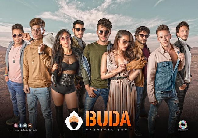 La orquesta Buda.