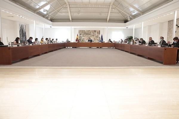Consejo de Ministros del pasado 4 de agosto.