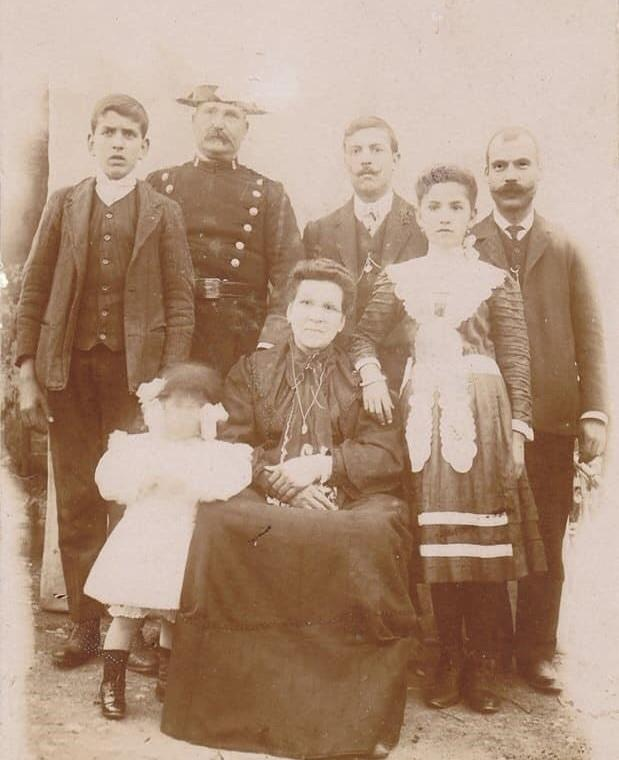 Familia Miranda.