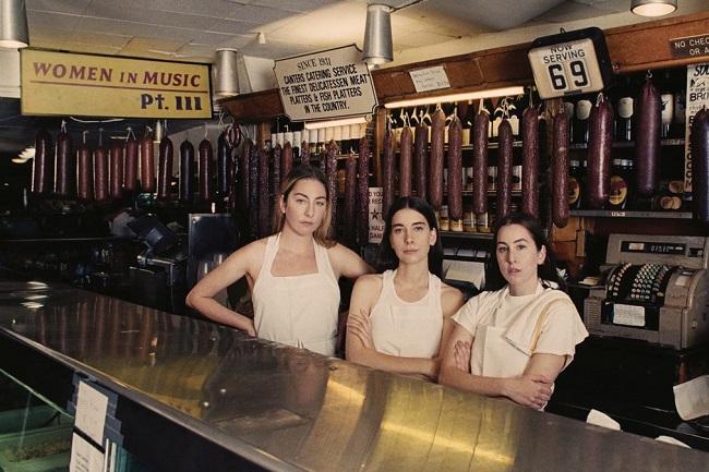 'Women in Music Pt. III', el último trabajo de Haim.