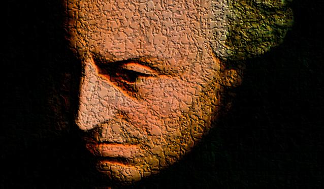 Retrato de Emmanuel Kant.