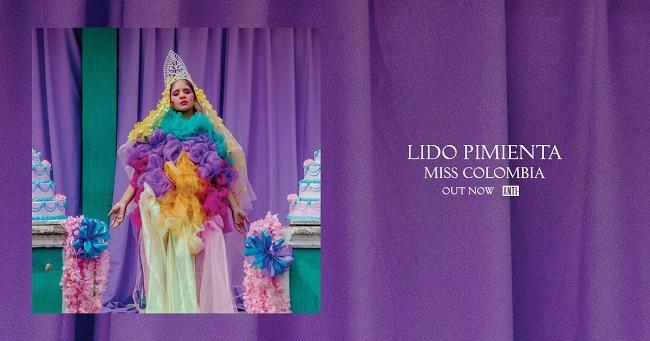 Lido Pimienta presenta su 'Miss Colombia'.